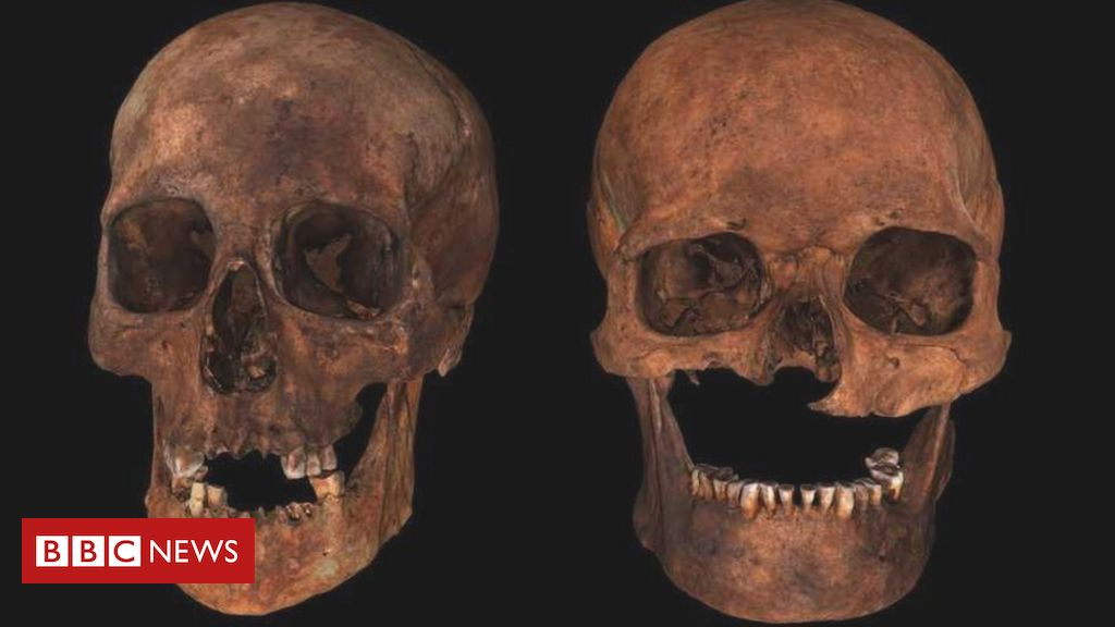 Unlocking the secrets of 'six-headed chief' burial